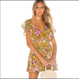 Tularosa Floral Dress